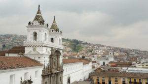 Andes and Galapagos tour: Quito Old Town