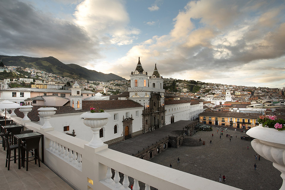 Top Countries to Visit in South America: Quito's Historic Center in Ecuador