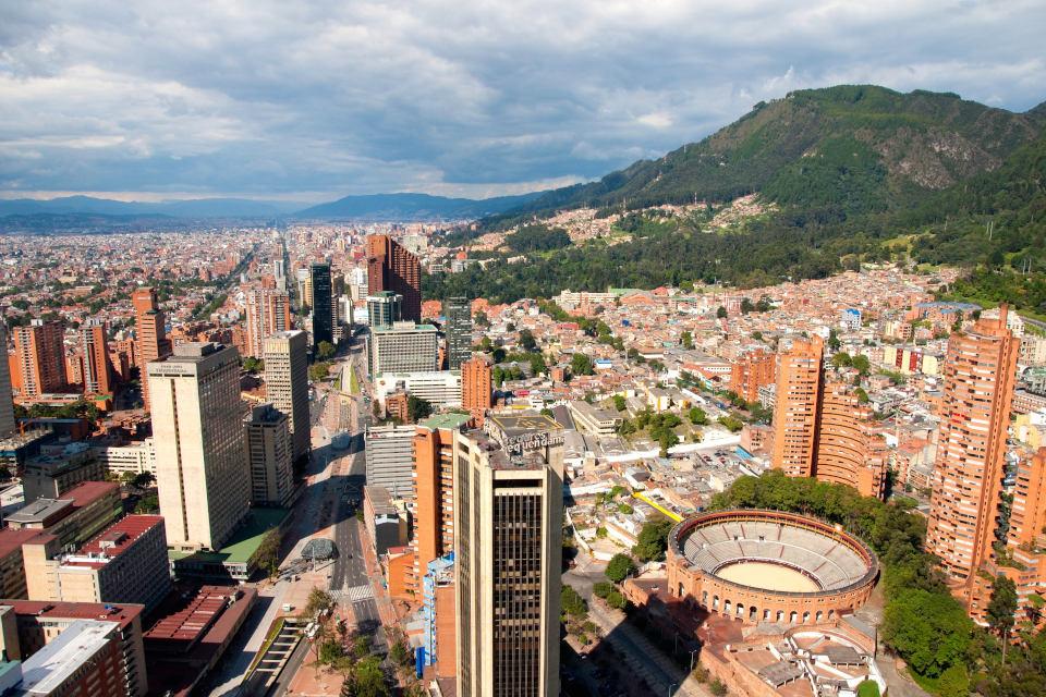 Razones para visitar Sudamérica: Bogotá