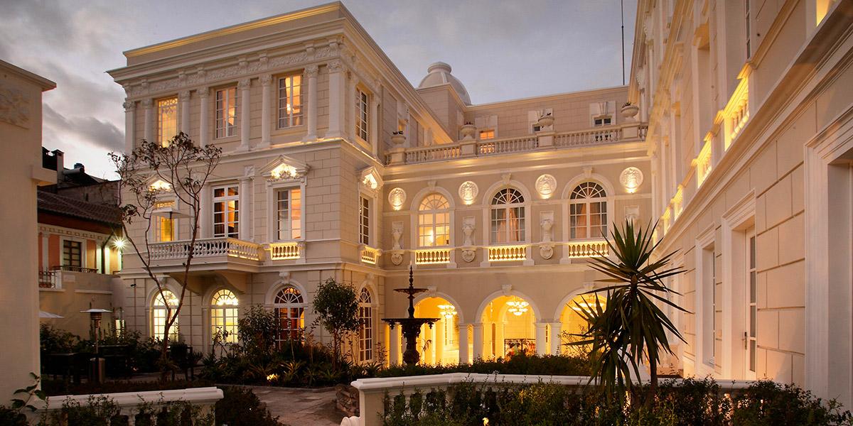 Casa Gangotena Boutique Hotel