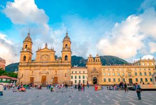 Ecuador & Colombia tour: Bogota
