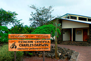 Luxury on Land and at Sea: Charles Darwin Research Station