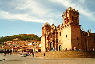 Machu Picchu & Galapagos islands: Cuzco city tour