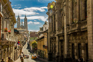 Quito's Historic Quarter