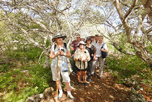 Guided Tour of San Cristobal Island in the Galapagos