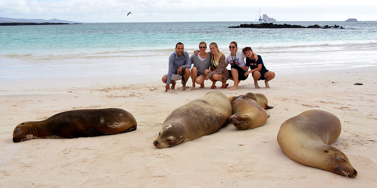 Eastern Galapagos Islands