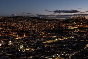 Viaje en solitario: Quito