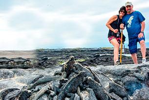 Machu Picchu & Galapagos islands: Punta Espinoza