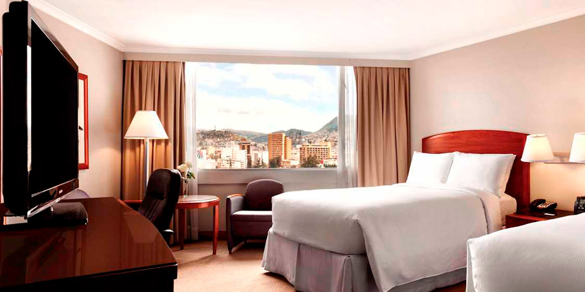 Hilton Colon Hotel Quito