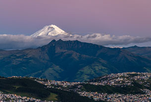 Luxury on Land and at Sea: Quito, Ecuador