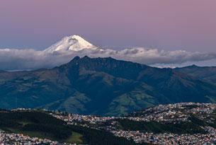 Luxury on Land and at Sea: Quito, Ecuador