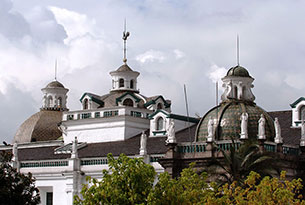 Quito's Metropolitan Cathedral