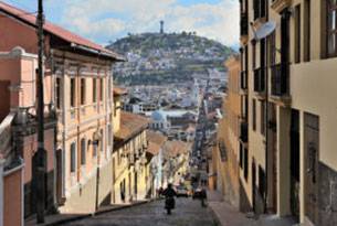 Quito's Old Town