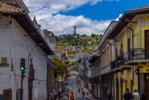 Quito's Historic Quarter