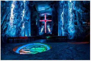 Zipaquira Underground Salt Cathedral