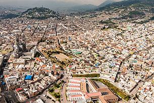 Solo Travel: Quito Old Town