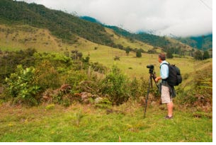 Ecuador & Colombia tour: Colombia's valley