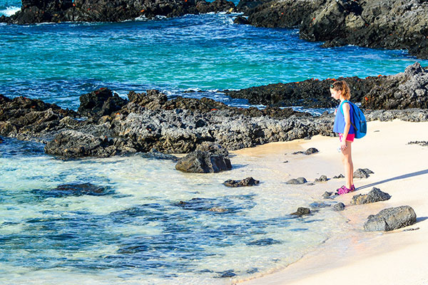 Santa Cruz Island, Galapagos
