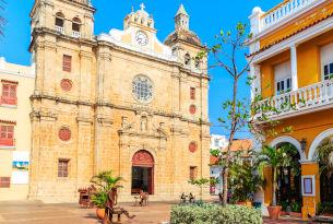 Historic Center in Cartagena