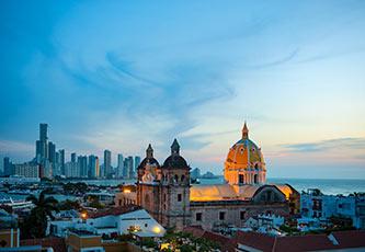 Iglesia de San Pedro Claver en Cartagena