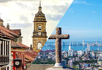 Bogota and Cartagena Tour in Colombia
