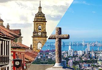 Tour por Bogotá y Cartagena en Colombia