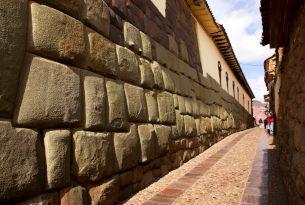 Cuzco City Streets