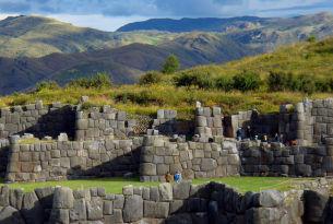 Sacsayhuaman ruins, Peru