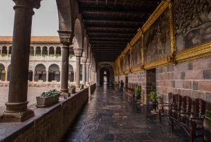 Koricancha in Cuzco, Peru