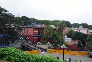 Lima City in Peru