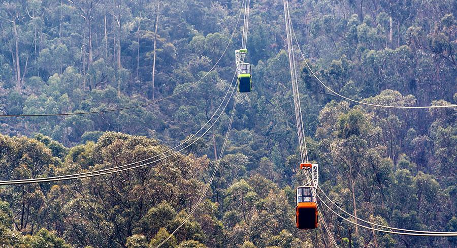 Monserrate Gondola Lift