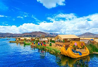 Lima, Cuzco, Machu Picchu, and Puno Tour Package