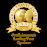 Premio World travel awards 2019 de Metrojourneys