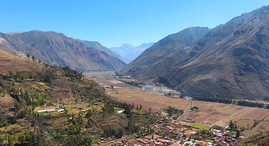 Sacred Valley of th Incas in Cuzco, Perú