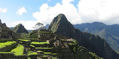 Viaja al Perú