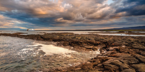 Punta Espinoza en las Islas Galápagos, información sobre las islas encantadas