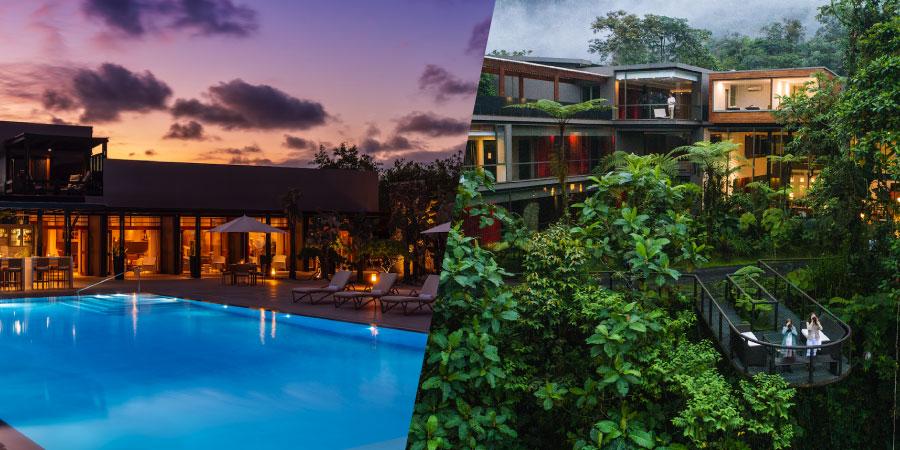 Finch Bay Galapagos Hotel and Mashpi Lodge
