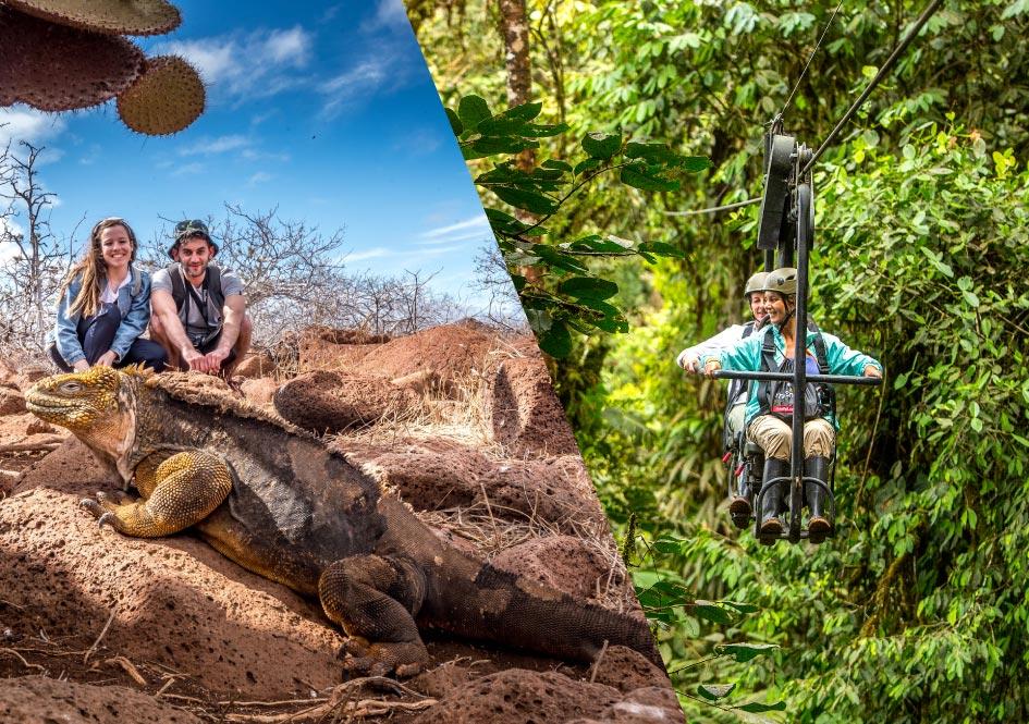 Lo mejor de Mashpi y Galápagos tour