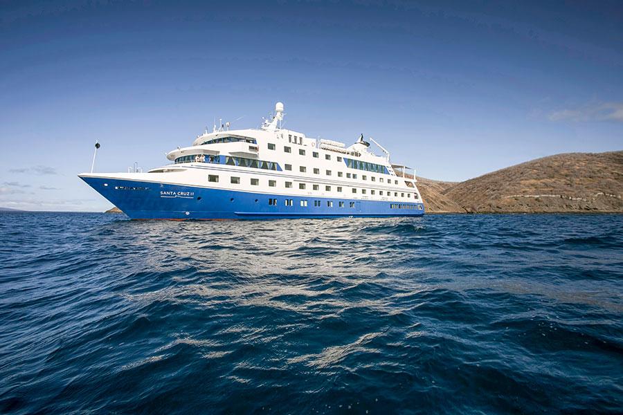 Santa Cruz II Galapagos Expedition Vessel