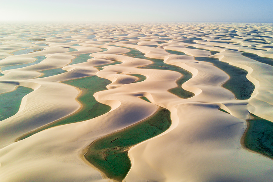 Lençóis Maranhenses National Park in Brazil