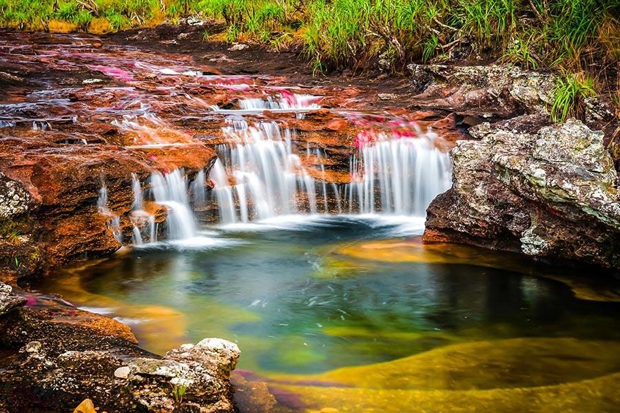 Nature lovers South America: La Macarena, Colombia
