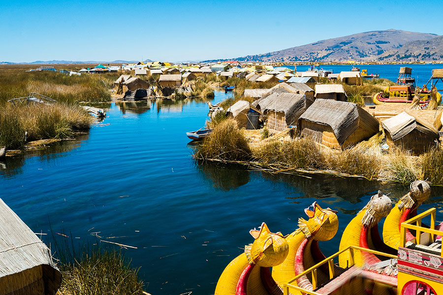 Hidden Gems in South America: Uros Floating Islands in Puno, Peru