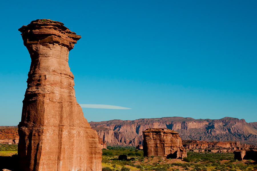 Places to South America you never thought to visit: Talampaya National Park in Argentina