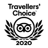 Awards Travellers choice 2020 by Metrojourneys