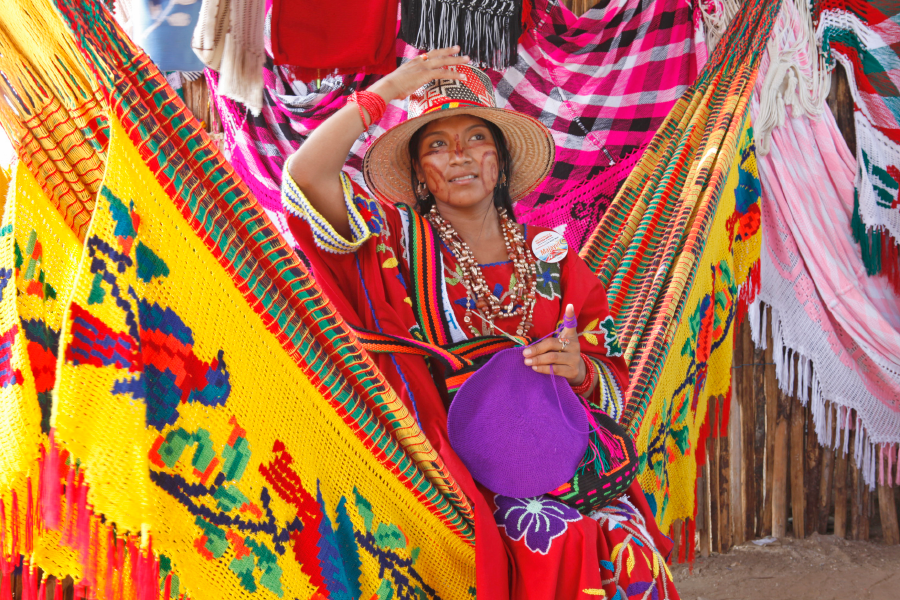 Colombia has plenty of culturally-rich indigenous cultures